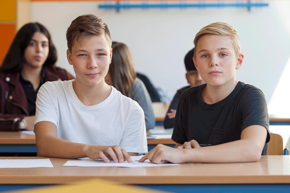 Wirtschaftsschule 4-stufig: Ein Blick ins Klassenzimmer
