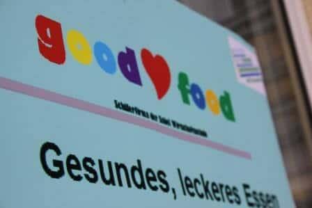 """Schülerfirma """"good food"""" der SABEL Wirtschaftsschule"""