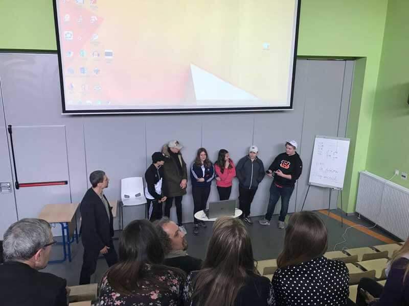 """SABEL Wirtschaftsschule nimmt auch am Projekt """"Future"""" teil"""