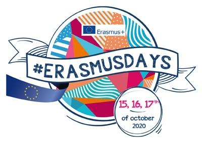 Das Logo der Erasmus Days 2020