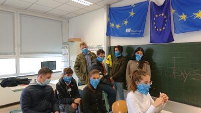 Erasmus Days in Zeiten der Pandemie an der SABEL Wirtschaftsschule