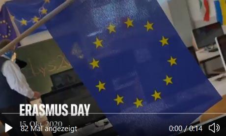 Video zu den ErasmusDays 2020 an den SABEL Schulen München