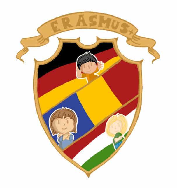 Logo Erasmus+ für Deutschland, Ungarn und Rumänien