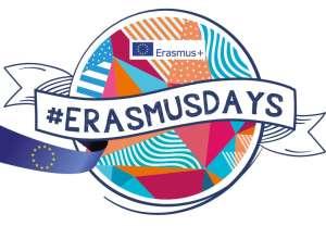 Logo der Erasmus Days 2021 - ein Projekt des Programms ErasmusPlus